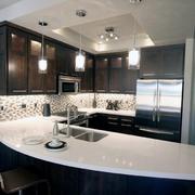 精心设计的厨房橱柜