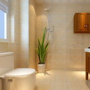 卫生间地板砖装修