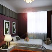 现代精美型欧式榻榻米卧室