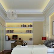 宜家舒适的书房