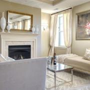 华丽美观的客厅