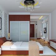 宜家风格公寓卧室设计
