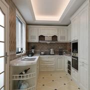 现代简约厨房橱柜