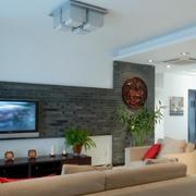 现代欧式宜家创新型背景墙设计