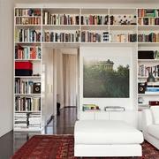 公寓书柜设计图片
