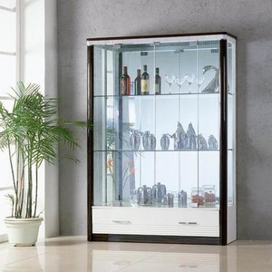 大户型居家玻璃酒柜装修效果图