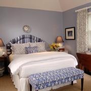 卧室精致装潢设计