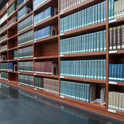 精致现代化的书架