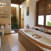 别墅舒适浴室设计