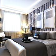 卧室床头装饰画欣赏