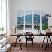 公寓木地板效果图片