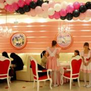 Kitty餐厅甜美展示