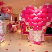 餐厅气球造型设计