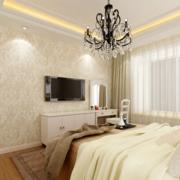 卧室精致壁纸展示