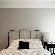 卧室灰白色背景墙