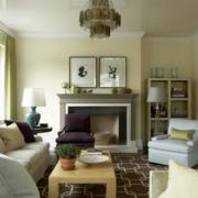 舒适宜人的客厅图片