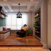 精致简单的书房