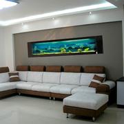 别墅客厅沙发设计图片