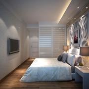 小户型卧室生态木地板
