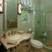 自然风格卫生间装修