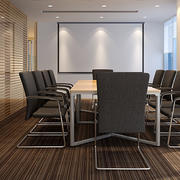 办公室木地板设计