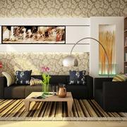 精美现代化的客厅