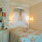 温馨田园卧室壁纸