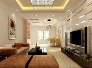 舒适宜家家居客厅