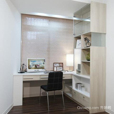 15平2万元简约小书房装修效果图