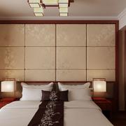 小户型俊秀的卧室