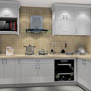 大户型厨房橱柜设计