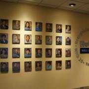 公司文化照片墙