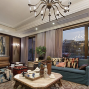典雅奢华系列美式客厅