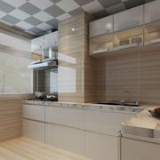 厨房背景墙展示