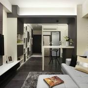 简约风格公寓设计图片
