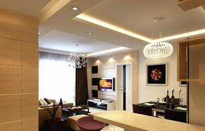 俊秀精美的客厅