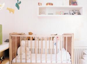30平米简欧风格精致婴儿房装修效果图
