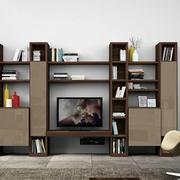 复式楼创意精简型欧式小书柜