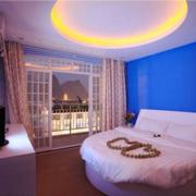 梦幻主题式酒店卧室