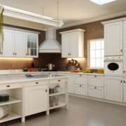 自然风格厨房效果图片
