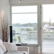 复式楼宜家舒适阳台