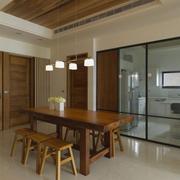 厨房玻璃隔断设计