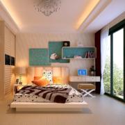 卧室床头个性置物柜