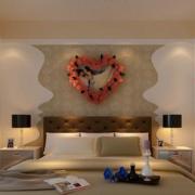 新颖独特的卧室