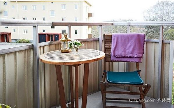 北欧风格公寓设计 新旧搭配奇幻空间