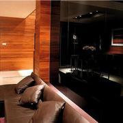 别墅客厅沙发展示
