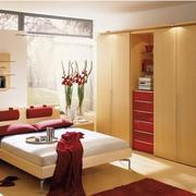 卧室别致现代化衣柜