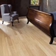 欧式简约型浅色木地板