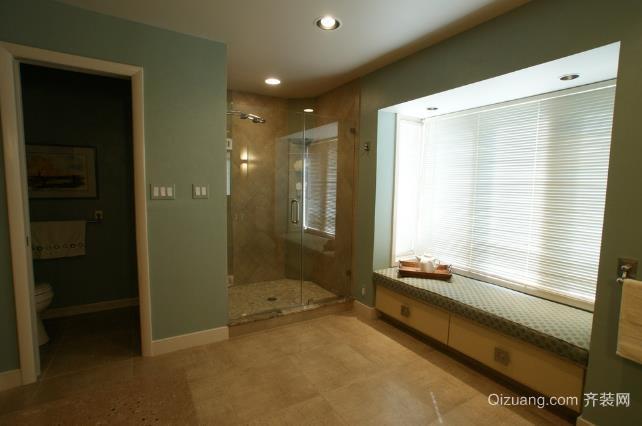 卫生间飘窗设计装修效果图