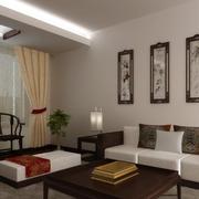 中式风格客厅欣赏
